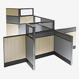 Zonit[80] - Screen systems (Office furniture)